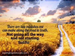 Road to Truth-Buddha